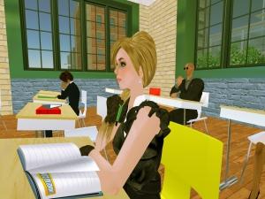 A Student at Languagelab