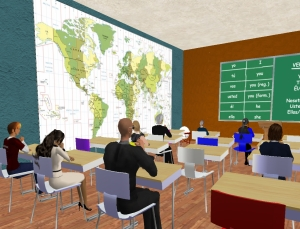 At Languagelab, Class is in session
