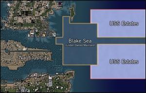 Blake Sea Map